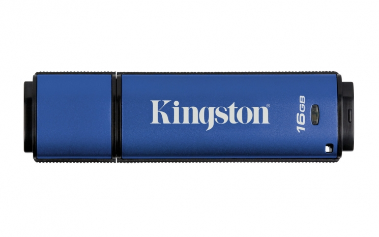 Флеш-носитель Kingston DataTraveler Vault Privacy 3.0 32 GB Standard