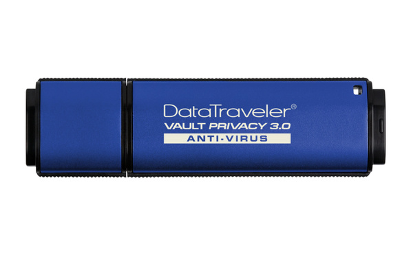 Kingston DataTraveler Vault Privacy Anti-Virus