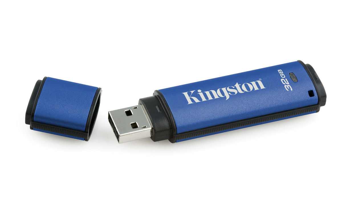 Флеш-носители Kingston DataTraveler