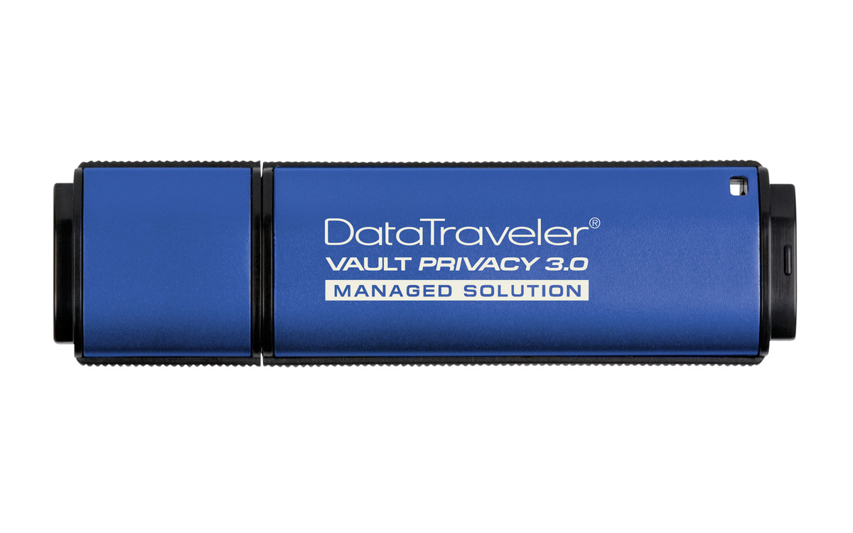 Kingston DataTraveler Vault Privacy 3.0 Managed Ready